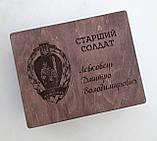 Дерев'яна коробка для фото, фото 5