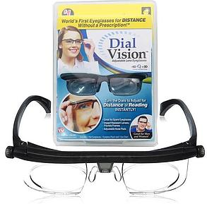 Очки с регулировкой линз Dial Vision, фото 2