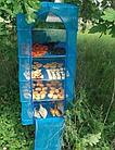 Сетка для сушки рыбы, грибов, овощей и фруктов | Подвесная сушилка для пищевых продуктов, фото 5