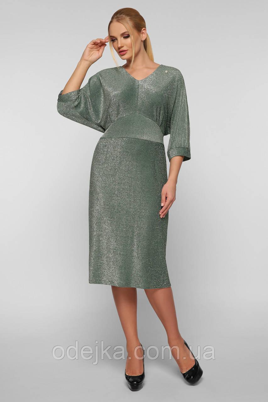 Сукня Афіна світло-зелене