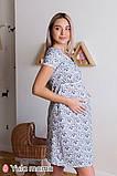 Комфортная ночная сорочка для беременных и кормящих MARGARET NW-1.6.3, фото 3