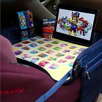 "Детский столик ""Азбука"" для автокресла и коляски Needful Синий (DS1Ablue1)"