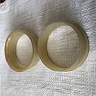 Втулка (кольцо) полиамидная кожуха верхнего вала наклонной камеры ДОН-1500,АКРОС,ВЕКТОР, фото 4