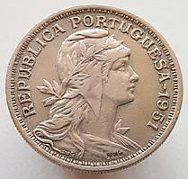 Португалия 50 сентаво 1951
