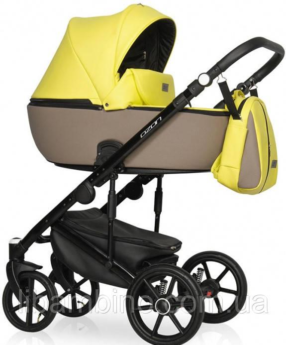 Дитяча універсальна коляска 2 в 1 Riko Ozon Ecco 26