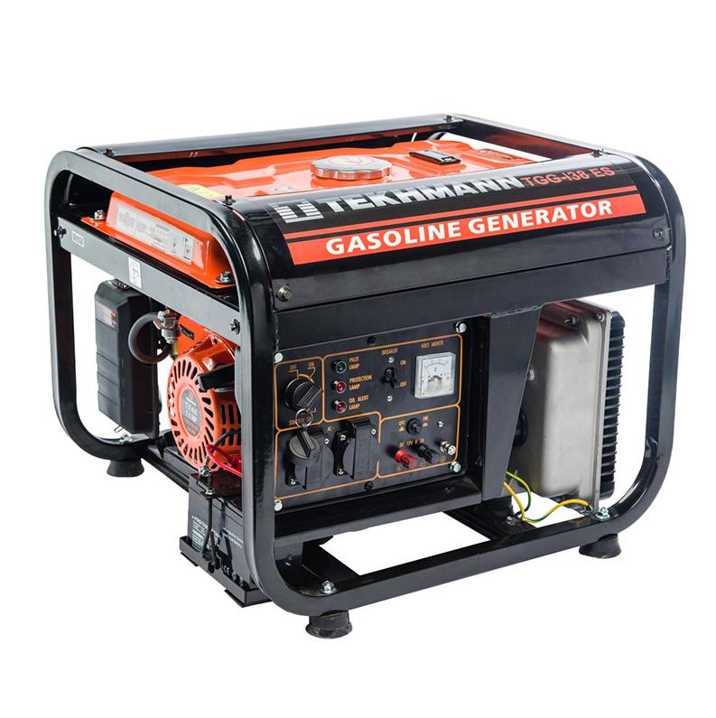Генератор бензиновый, Tekhmann TGG-I38 ES (844112)