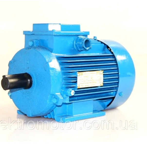 Электродвигатель АИР 100 L6 2,2 кВт 1000 об/мин.