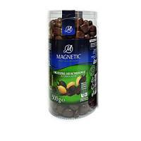 Орешки арахисовые в чёрном шоколаде Magnetic 500 г Польша