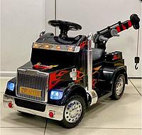 Детский электромобиль Грузовик с краном на р/у ZPV118 BR-2
