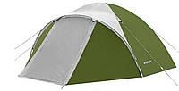 Палатка туристическая Presto Acamper Aссо 4 Pro 3500 мм клеенные швы зеленая