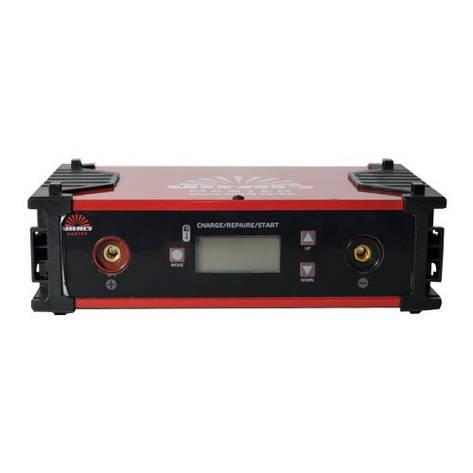 Зарядное устройство инверторного типа Vitals Master Smart 300JS turbo, фото 2