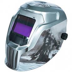 Маска зварювальника хамелеон Vitals Professional Thor 2500 LCD, фото 2