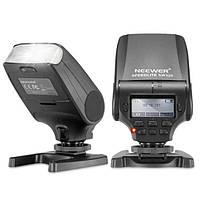 Вспышка для фотоаппарата Neewer NW-320 Panasonic Lumix DMC GF7 GM5 GH4 GM1 GX7 G6 GF6 GH3 G5 GF5 GX1, фото 1