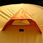 Палатка туристическая Abarqs Vigo 3, 3000 мм, тамбур, фото 6