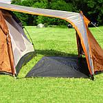Палатка туристическая Abarqs Vigo 3, 3000 мм, тамбур, фото 8