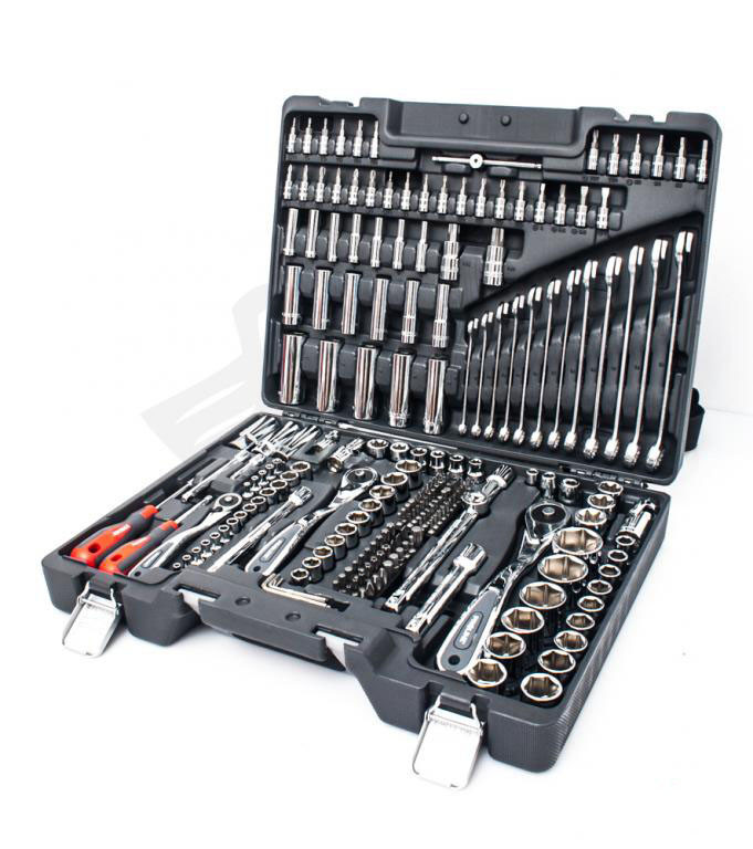 Набір інструментів PROLINE 217 елементів. Преміум якість