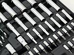 Набір інструментів PROLINE 217 елементів. Преміум якість, фото 4