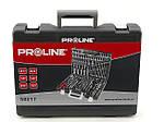 Набір інструментів PROLINE 217 елементів. Преміум якість, фото 7