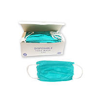 Средство индивидуальной защиты (маска) Упаковка - 50 шт.
