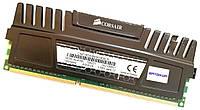 Игровая оперативная память Corsair DDR3 4Gb 1600MHz PC3 12800U 1R8 CL9 (CMZ16GX3M4A1600C9) Б/У - МИНУС, фото 1