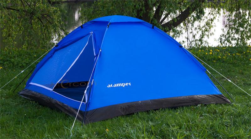 Палатка Presto Domepack 4 клеенные швы, 2500 мм
