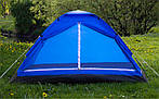 Палатка Presto Domepack 4 клеенные швы, 2500 мм, фото 5
