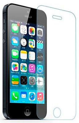 9H Tempered Glass Защитное стекло для iphone 5s