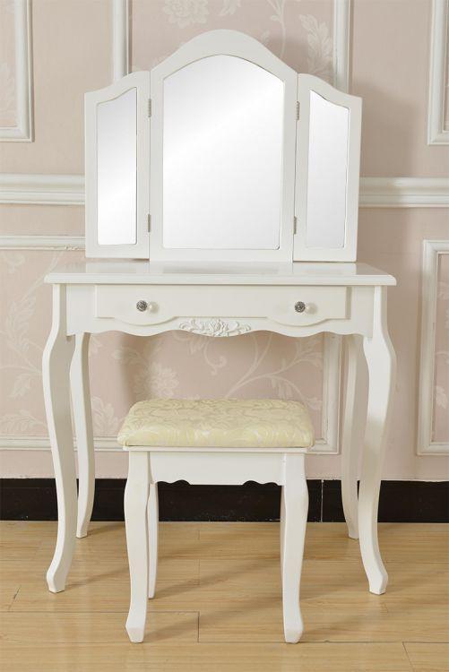 Туалетный столик, 3 дзеркала Good Home W-HY-220