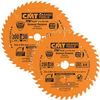 Універсальні дискові пилки CMT ITK PLUS