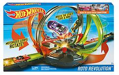 Трек Hot Wheels Roto Revolution FDF26