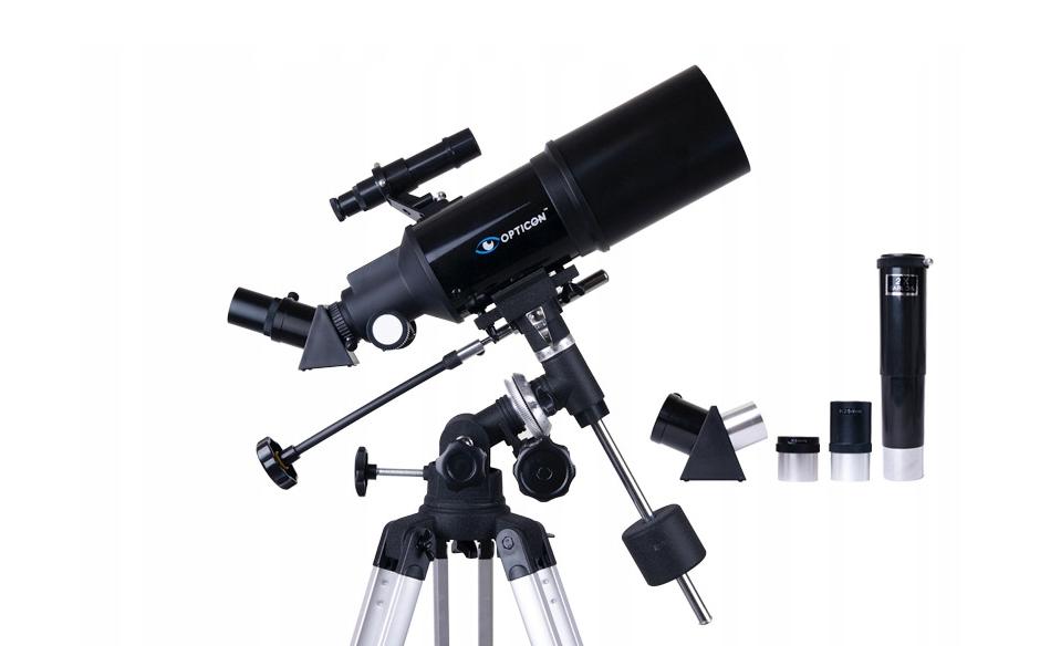 Телескоп StarRider 80/400/133x аксесуари