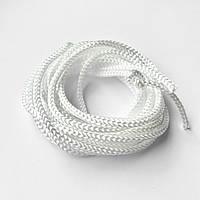 Нейлоновий шнур d 3 мм білий