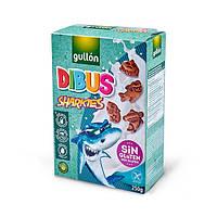 Детское печенье Gullon Dibus sharkies