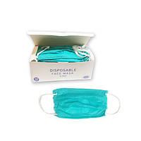 Средство индивидуальной защиты (маски) Упаковка - 50 шт.