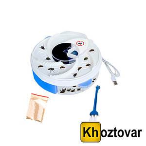 Ловушка для насекомых USB Electric Fly Trap Mosquitoes