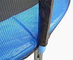 Захисна сітка 12 фт 366-374 см 6 стовпчиків зовнішня, фото 2