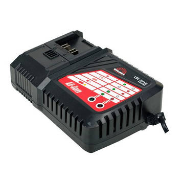 Зарядное устройство для аккумуляторных батарей LSL 2/18 t-series, фото 2