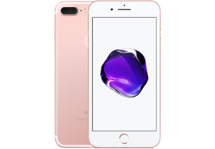 Apple iPhone 7 plus 128GB Rose Gold New