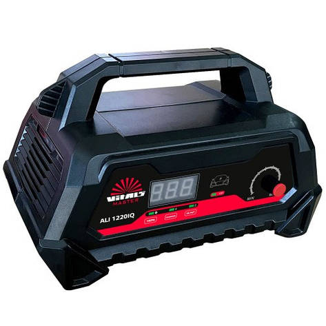 """Зарядний пристрій інверторного типу """"Vitals Master ALI 1220IQ"""", фото 2"""