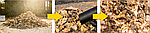Бензиновый садовый пылесос Higher 3в1, 3,0 лс, фото 9
