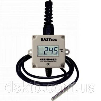 Greisinger EASYLog 40KH регистратор температуры (Германия), фото 2