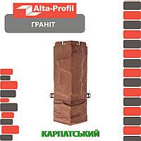 Наружный угол Альта-Профиль Гранит Карпатский (5447)