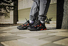 """Кроссовки Adidas Ozweego """"Черные"""", фото 2"""
