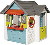 Детский игровой домик Smoby Шеф Хаус 810402 для детей, фото 1
