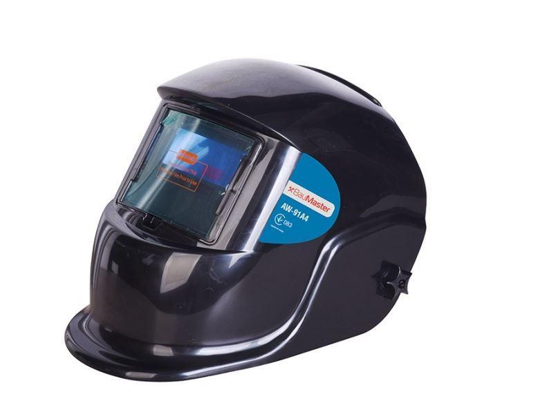 Сварочная маска BauMaster AW-91A4, Хамелеон