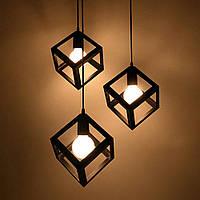 Светильник из металла в стиле Лофт