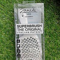 Расческа для волос  Janeke Superbrush total White