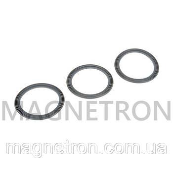 Уплотнение (3шт) для блендерной чаши Kenwood KW713873