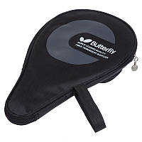 Чохол на ракетку для настільного тенісу Butterfly 1281 чорний