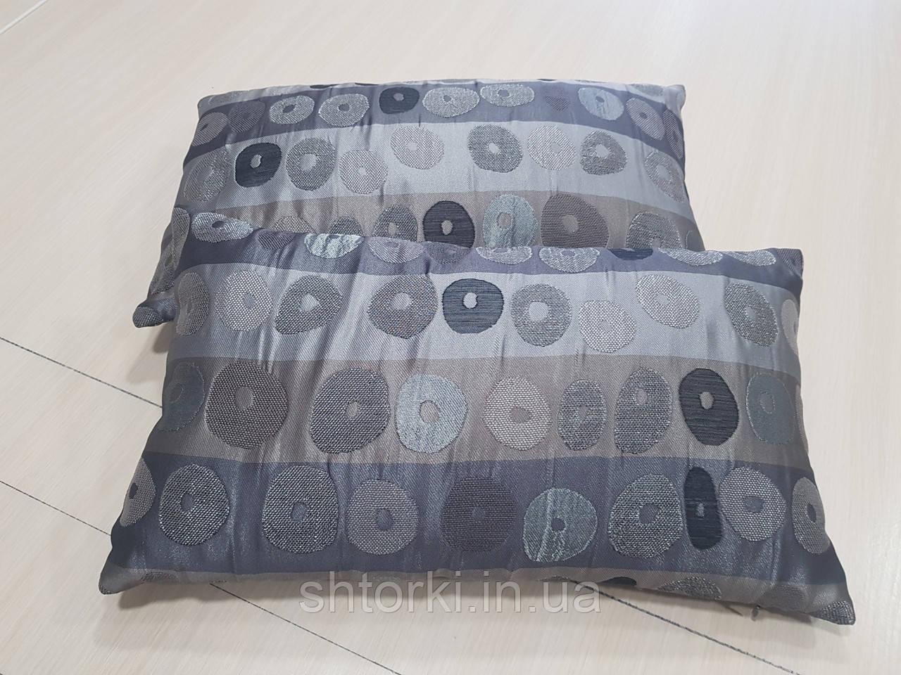 Комплект подушек диско серые 2шт